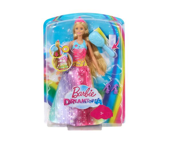 Принцеса с магическа четка за коса